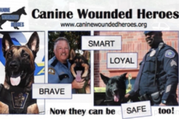 Canine Wounded Heroes Videos