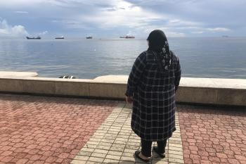 Venezuelan Asylum Seeker in Trinidad and Tobago
